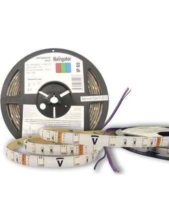 Лента 71 428 NLS-5050RGB30-7.2-IP65-12V