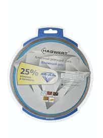 Диск алмазный Hagwert, влажная резка, 180 х 22 мм
