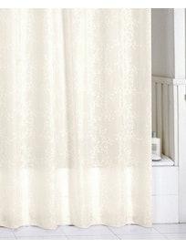 Штора для ванной, biege leaf, SCMI082P