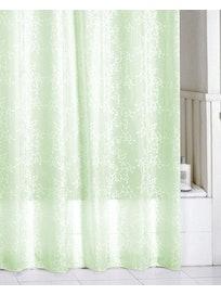 Штора для ванной, green leaf, SCMI084P