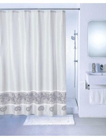 Штора для ванной, grey fresco, SCMI012P