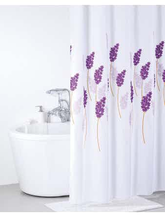 Штора д/вк, lavender happiness, SCID120P
