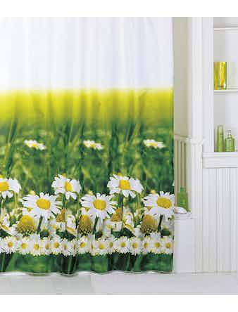 Штора для ванной комнаты Daisy garden SCID050P, 200 х 200 см