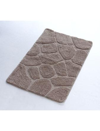 Коврик для ванной Grey stones MID200M, 50 х 80 см