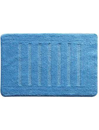 Коврик для ванной, blue lines, MMI182M
