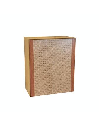 Шкаф навесной №46, 60 см, ольха