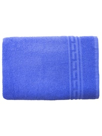 Полотенце махровое Ocean 400 075, голубое, 50 х 90 см