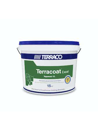 Штукатурка декоративная для внутренних и фасадных работ Терракоат XL 2 мм 033 15 кг