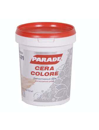 Декоративный воск Parade L81 Cera Colore Белый , 1 л