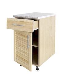 Шкаф напольный Симфония, 1 ящик, 40 x 72 x 56 см