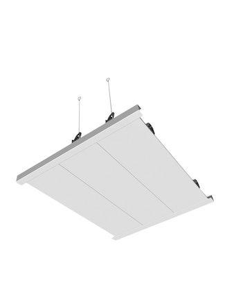 Потолок МУЛЬТИ-100 1,72х1,52 белый комплект
