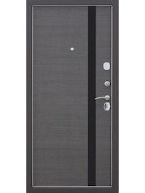 Дверь входная металлическая Status 1 Грей, 860 x 2050 мм, левая
