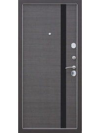 Дверь входная металлическая Status 1 Грей, 860 x 2050 мм, правая