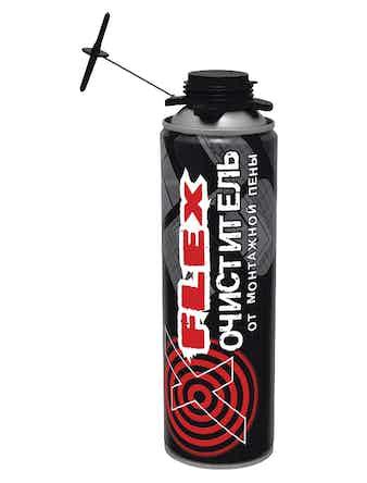 Очиститель пены XFLEX, 500 мл/360 г