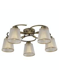 Светильник Lussole LSP-0223, 5 х E27 х 60 Вт