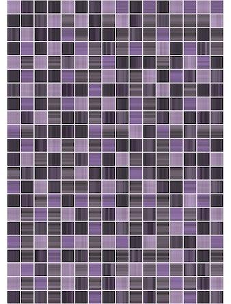 Плитка облицовочная Motive фиолетовый MFM221D 35х25