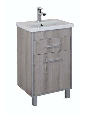 Умывальник мебельный Cersanit Como 50, 50 х 40 х 15,5 см