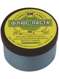 Флюс-паста КФ для пайки медицинских технических приборов