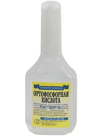 Кислота КФ ортофосфорная 30 мл