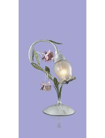 Лампа настольная ODEON LIGHT 2252/1T цветной E14 1*60W 220V AMELI