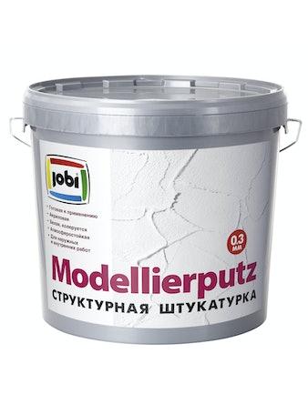 Штукатурка декоративная Jobi Modellierputz