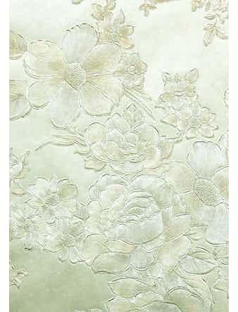 Обои Erismann 3010-6 винил на флизе 1,06х10м, зел. цветы