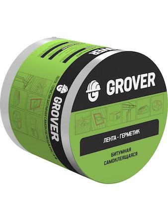 Лента-герметик битумная Grover красная 3м х 10см