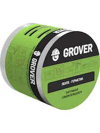 Лента-герметик битумная Grover серебряная 3м х 10см