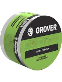 Лента-герметик битумная Grover коричневая 10м х 10см