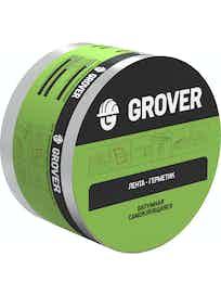 Лента-герметик Grover, зеленая, 10 м х 10 см