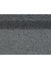 Черепица 1-слойная коньково-карнизная, 3 м2, серый микс