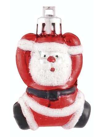Украшение Веселый дед мороз PS5-4-234-R