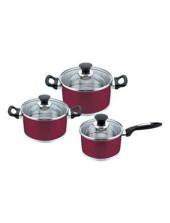 Набор посуды PKS6-01W, 6 предметов