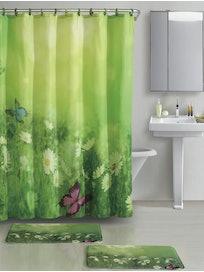 Набор для ванной комнаты Лето