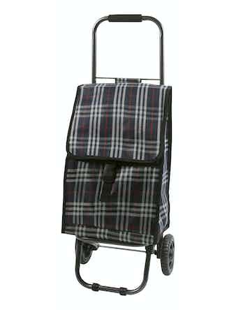 Тележка с сумкой Tartan максимальная нагрузка 30 кг