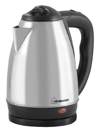 Чайник электрический Homestar HS-1001, 1,8 л, сталь