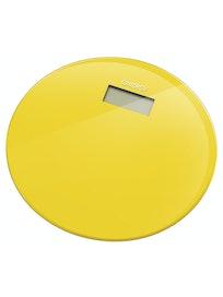 Весы электронные напольные Energy, желтые