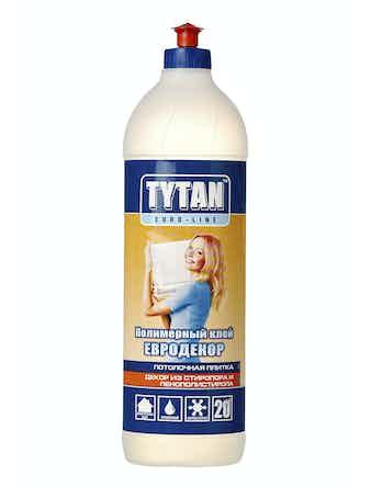 Клей полимерный Евродекор TYTAN, 1 л