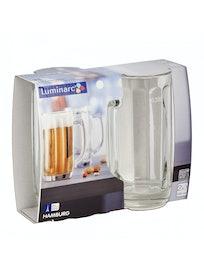 Набор кружек для пива ГАМБУРГ 2 шт. 330