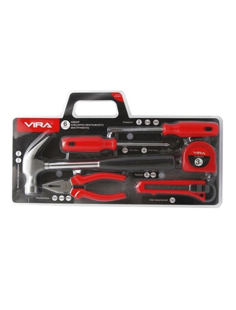 Набор инструментов Vira, 6 предметов