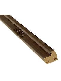 Коробка дверная Mario Rioli Solo 5.3.70, 2000 х 600 х 28 мм, королевский орех темный