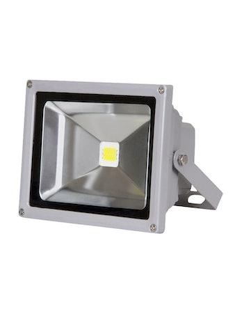 Прожектор LED PFL- 20W/CW/GR Jazzway