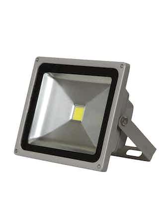 Прожектор LED PFL-30W/CW/GR Jazzway