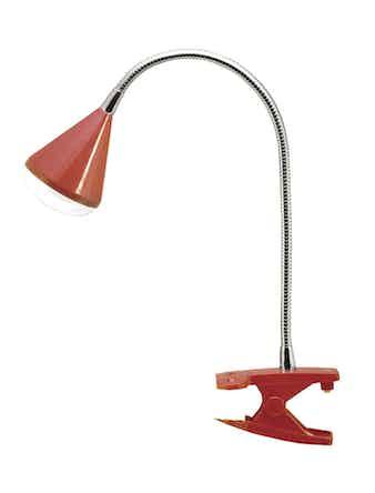 Лампа настольная PTL-016C 5w кр