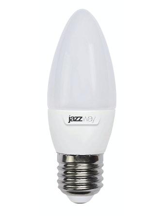 Лампа Jazzway свечка LED PLED- SP C37 7Вт 5000K E27 560Lm 230В