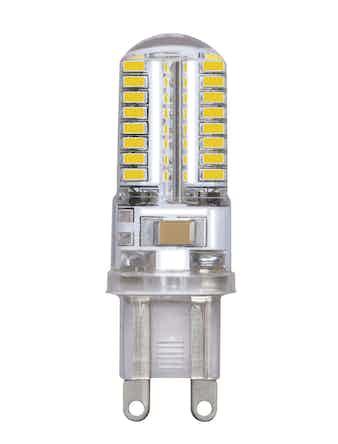 Лампа LED Jazzway 5w, G9, 300Lm, тепл.