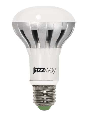 Лампа LED Jazzway R63 8w, E27, тепл.