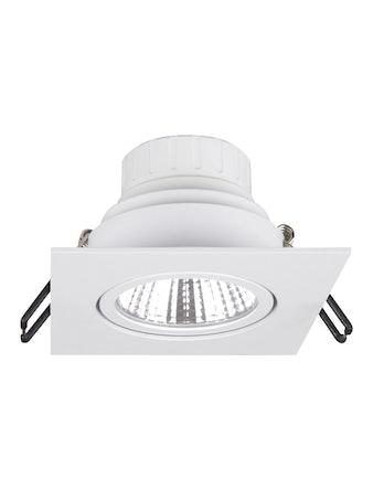 Светильник встраиваемый Jazzway LED 5W белый