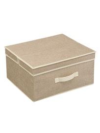 Короб для хранения Лен, 41 х 35 х 20 см