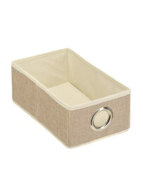 Короб для хранения Handy Home Лен, 16 х 28 х 11 см